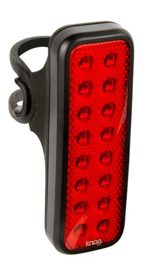 Knog Blinder MOB V Kid Grid Rücklicht rote LED black